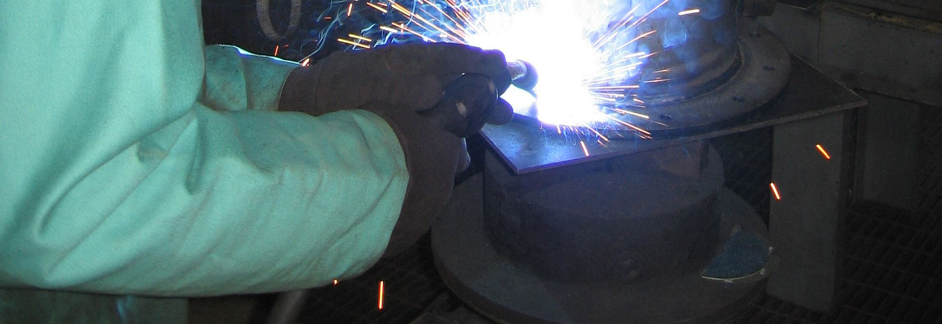 Hays Fabricating welding image